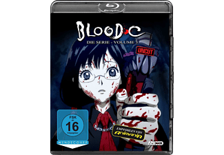 Blood C - Die Serie Volume 3 - (Blu-ray)