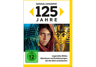 NATIONAL GEOGRAPHIC - 125 Jahre - (DVD)