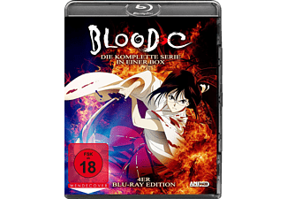 Blood-C - Die komplette Serie [Blu-ray]