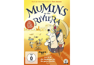 Moomins on the Riviera - (DVD)