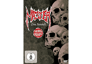 The Master - Live Assult [DVD]