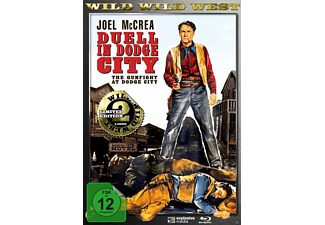 Duell in Dodge City [Blu-ray + DVD]