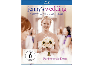 Jenny's Wedding [Blu-ray]