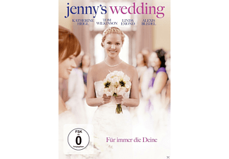 Jenny's Wedding - (DVD)