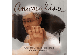 Burwell Carter Anomalisa CD