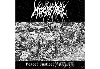 Miscariage - Peace? Justice? Murder! - (Vinyl)