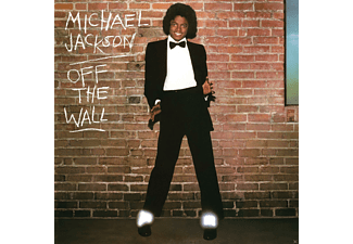 Michael Jackson Off The Wall CD + DVD Βίντεο