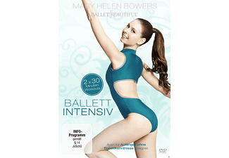 Mary Helen Bowers - Ballett Intensiv - (DVD)