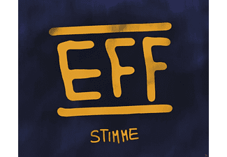 E.F.F. - Stimme (2-Track) [5 Zoll Single CD (2-Track)]