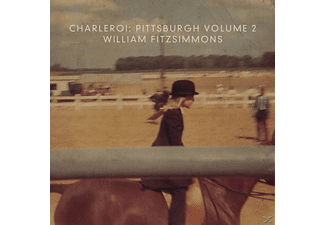 William Fitzsimmons - Charleroi: Pittsburgh Vol.2 - (CD)