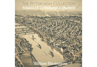 William Fitzsimmons - The Pittsburgh Collection - (Vinyl)