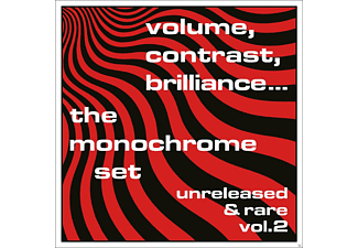 The Monochrome Set - Volume, Contrast, Brilliance: Vol.2 - (Vinyl)