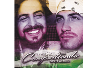 Little Pepe & Shabu - Compartiendo (2009) - (CD)