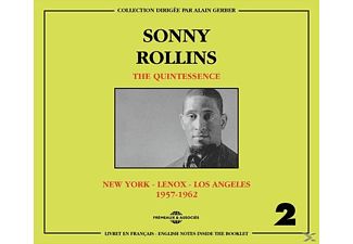 Sonny Rollins - The Quintessence Vol.2 1957-1962 (New York-Leno - (CD)