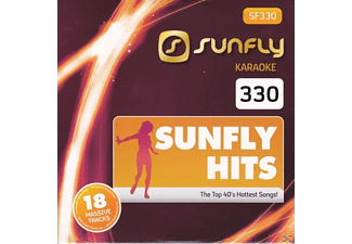 Karaoke - Sunfly Hits Vol.330-August 2013 - (CD)
