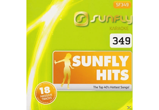 Karaoke - Sunfly Hits Vol.349-March 2015 [CD]