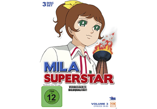 Mila Superstar Vol. 3 - Episode 56-80 [DVD]