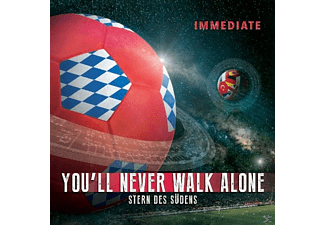 Immediate - You'll Never Walk Alone & Stern Des Südens - (5 Zoll Single CD (2-Track))