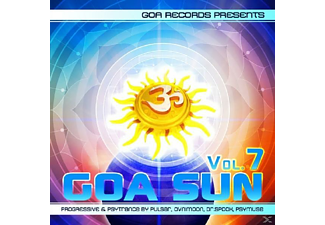VARIOUS - Goa Sun 7 [CD]