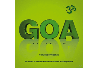 Various - Goa Vol.58 - (CD)