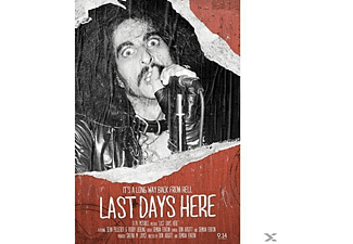 Last Days Here - (DVD)