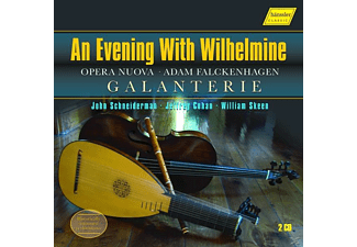 Galanterie - An Evening With Wilhelmine - (CD)