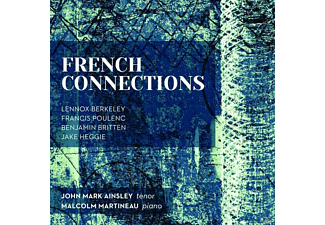 Ainsley,John Mark/Martineau,Malcolm - French Connections [CD]