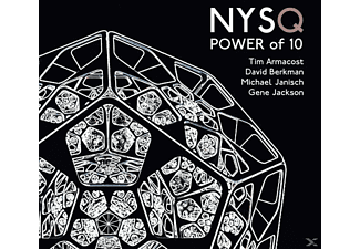 New York Standards Quarte - Power Of 10 [CD]