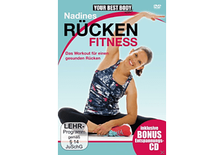 Your Best Body - Rücken Fitness [DVD + CD]