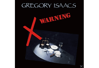 Gregory Isaacs - Warning - (CD)
