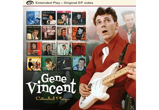 Gene Vincent - Extended Play...Original Ep Sides [CD]