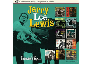 Jerry Lee Lewis - Extended Play...Original Ep Sides - (CD)