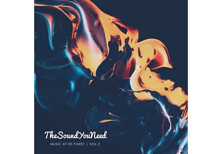 Various - Thesoundyouneed Vol.2 (2lp+Mp3/180g) - (Vinyl)