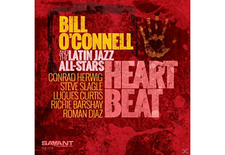 Bill O'Connell & The Latin Jazz All-Stars - Heart Beat - (CD)