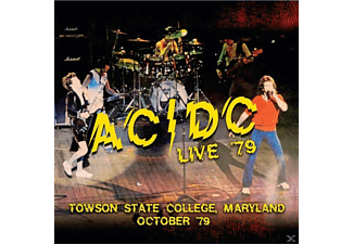 AC/DC - Live 79-Towson State College, Maryland October 7 - (CD)