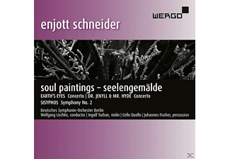Johannes Fischer, Deutsches Symphonie-orchester Berlin, Ingolf Turban - Seelengemälde-Soul Paintings [CD]