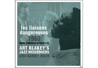 Art Blakey and the Jazz Messengers - Les Liaisons Dangereuses - (Vinyl)