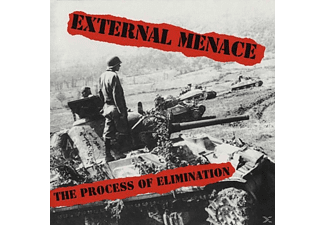 External Menace - The Process Of Elimination [CD]