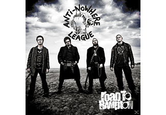 Anti-Nowhere League - Road To Rampton [CD]
