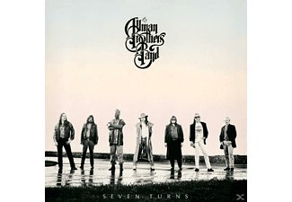 The Allman Brothers Band - Seven Turns (Vinyl LP (nagylemez))