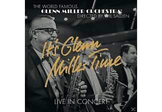 Glenn Orchestra Miller - It's Glenn Miller Time - (CD)