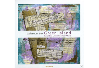 Oakmount Trio - Green Island [CD]