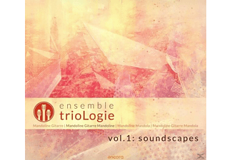 Ensemble Triologie - ensemble trioLogie.Vol.1: Soundscapes [CD]
