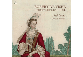 Fred Jacobs - Intimite Et Grandeur [CD]