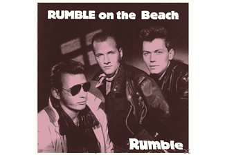 Rumble On The Beach - Rumble-10inch Purple Vinyl - (Vinyl)