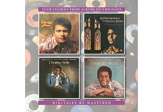 Charley Pride - Happiness Of Havin You/Sunday Morning/She's Just A [CD]