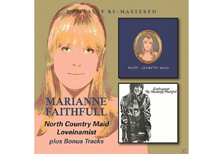 Marianne Faithfull - North Country Maid/Loveinamist [CD]