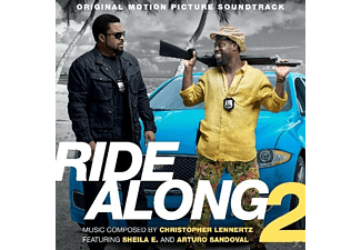 VARIOUS - Ride Along 2 - (CD)