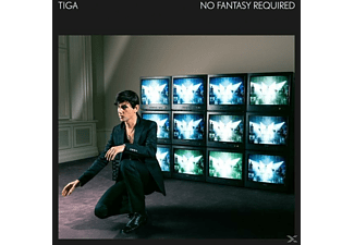 Tiga - No Fantasy Required - (CD)