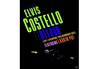 Elvis Costello - Detour: Live At Liverpool Philharmonic Hall - (Blu-ray)